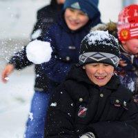 Зимние забавы :: Антон Бояркеев