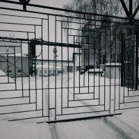 Ворота :: Сергей Черепанов