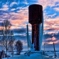Башня :: Валерий Шибаев