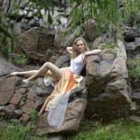"""Фотосессия """"Горный цветок"""" :: Юлия Яворская"""
