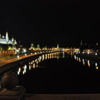 Ночная Москва. :: Anna Volkova