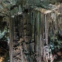 Сталактиты в пещере Нерха. Андалузия :: Lmark