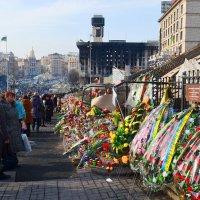 Майдан пять дней спустя... :: Валентина Данилова