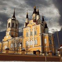 Храм Покрова Пресвятой богородицы :: Алена Сафонова