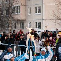 Эстафета :: Дмитрий Беликов