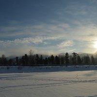 Где то рядом с закатом! :: Светлана Гриник