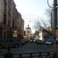 Городские прогулки :: Владимир Прокофьев