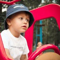 Детская площадка :: Евгения Мазурова