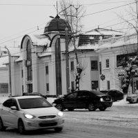 Здание :: Сергей Черепанов