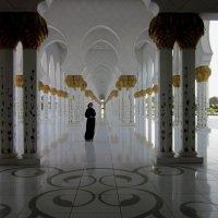 в мечети :: Елена Байдакова