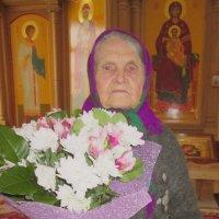 99 лет с Богом. :: Михаил Попов