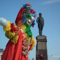 Мироныч, приглашаю на гуляния... :: Дмитрий Ерохин