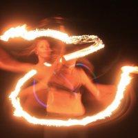 танец огня :: Delete Delete