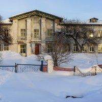 Районный детский дом. :: Валерий Молоток