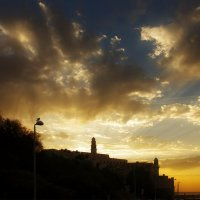 закат над старым Яфо :: Cофия Ошер