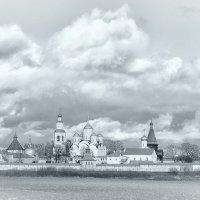Спасо-Прилуцкий монастырь. :: Александр Никитинский