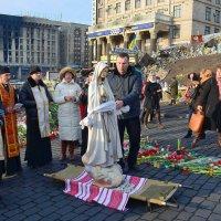 Помолимся, друзья, за погибших, за Украину! :: Валентина Данилова
