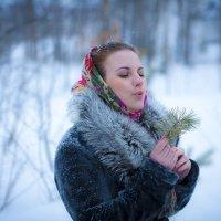 Свежесть леса... :: Nastya IVA