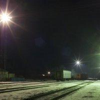 вокзал :: Алексей Мусатов