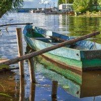 Плещеево озеро :: Алексей Олюшкин
