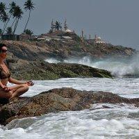 Йога, Индия :: Олег Вайднер
