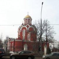 Храм Благовещения Пресвятой Богородицы :: Владимир Прокофьев