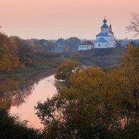 Осенняя после закатная... :: Александр Никитинский