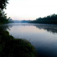 утренняя река :: Диана Ардашева