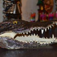 крокодил... :: Diana Di