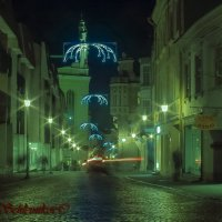 Ночь :: Evgenij Schleinikov