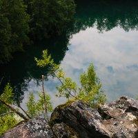 Прозрачная вода Рускеалы :: Алёна Райн