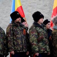 Волгоградцы вышли на митинг в поддержку украинцев :: Dr. Olver