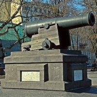 Пушка :: Александр Корчемный