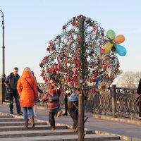 Поцелуев мост :: Елена Савельева