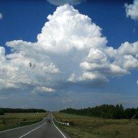 облака :: Лидия кутузова