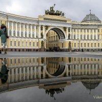 Летящей походкой* ... :: Valeriy Piterskiy