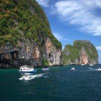 Ко Пхи-Пхи Ле, Андаманское море. :: Рай Гайсин