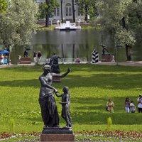 В Царском Селе :: Евгений Барзенков