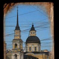 Церковь святых и праведных Симеона Богоприимца  и Анны Пророчицы :: Марина Павлова