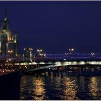 Моя Москва. :: Saniya Utesheva