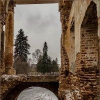 Руины... :: Наталья Rosenwasser