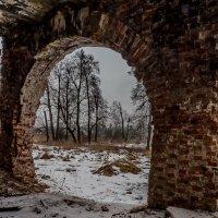 Март... руины... :: Наталья Rosenwasser