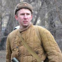 реконструкция военных событий :: Анна Карасева