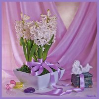 Фиолетовые сны... :: Надежда Лаптева