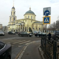 Храм Вознесения Господня на Никитской :: Владимир Прокофьев