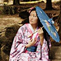 Японские мотивы :: Юлия Лемехова