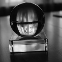Магический шар :: Юлия Беспечная