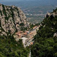 Montserrat  . Spain :: Павел L