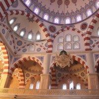 Мечеть Сердце Чечни :: Олег Петрушин