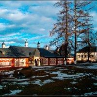 Царицыны палаты :: Алексей Алебек